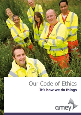 Our Code of Ethics - It's how we do things - pdf download