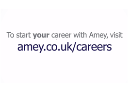 Start your career with Amey