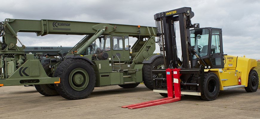 AmeyBriggs secures £240.2 million MITER defence contract